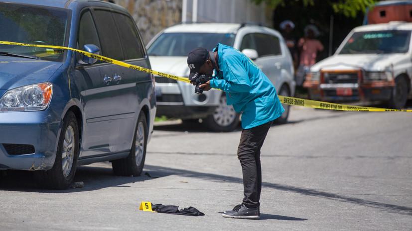Доминикана не подтверждает, что убийцы президента Гаити проникли в страну