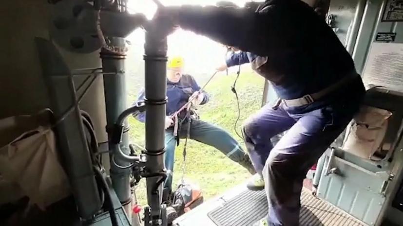 Найден второй чёрный ящик разбившегося на Камчатке Ан-26