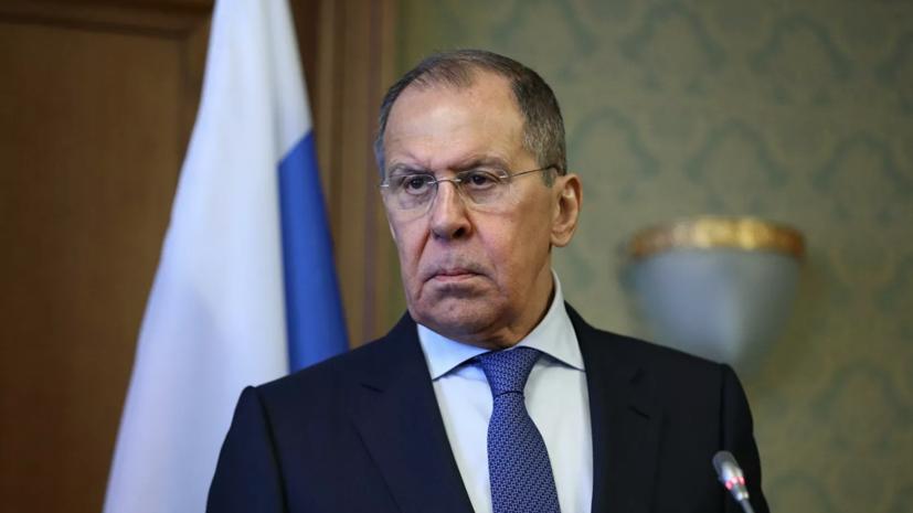 Лавров прокомментировал обострение ситуации в Афганистане