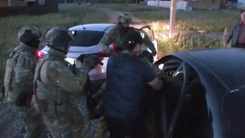 Задержанный в Уфе признался в подготовке взрыва в больнице МВД
