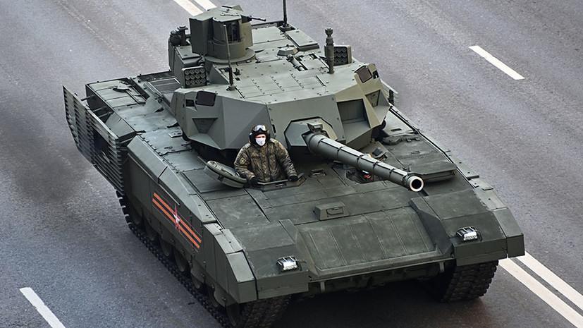 «Создание подобных машин станет прорывом»: каким будет российский беспилотный боевой танк на базе Т-14 «Армата»