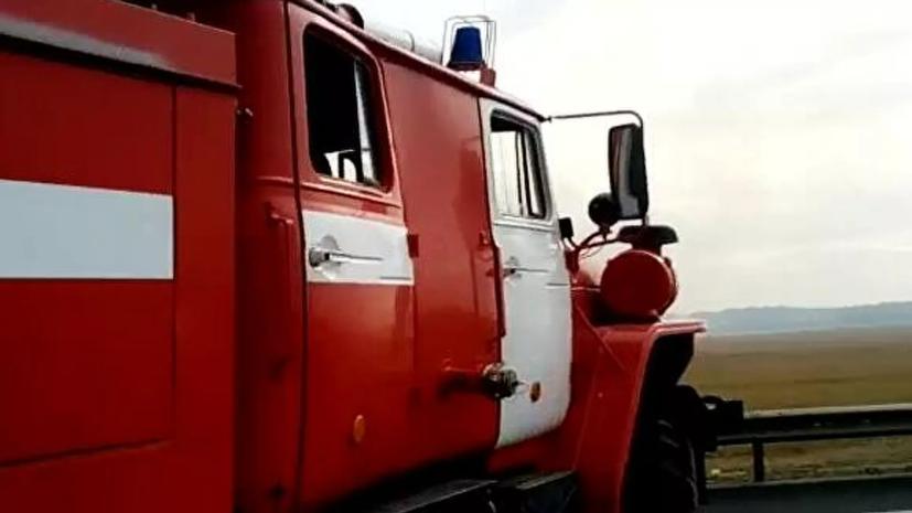 Площадь лесных пожаров в Челябинской области возросла до 4,8 тысячи га