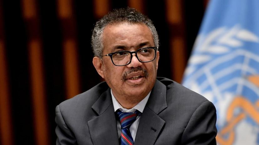 Глава ВОЗ приветствовал резолюцию ООН по трансграничной помощи в Сирии