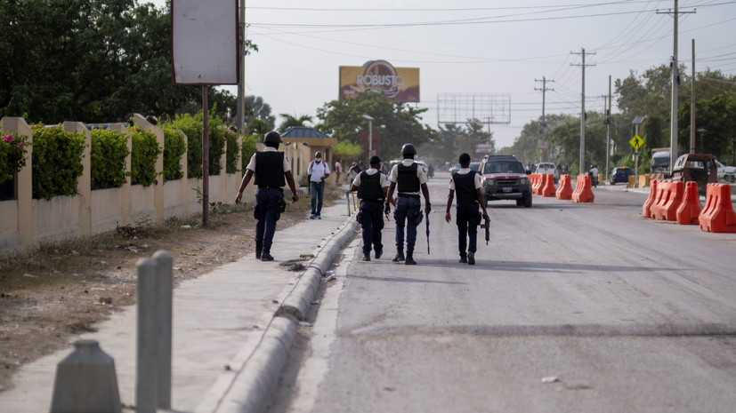 РИА Новости: СБ ООН пока не планирует собираться по Гаити