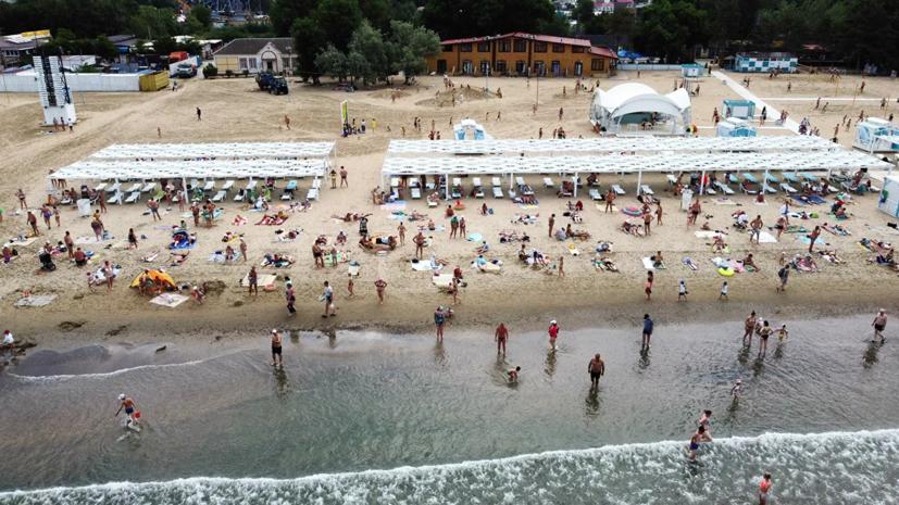 На Кубани рассказали о штрафе для непривитых туристов