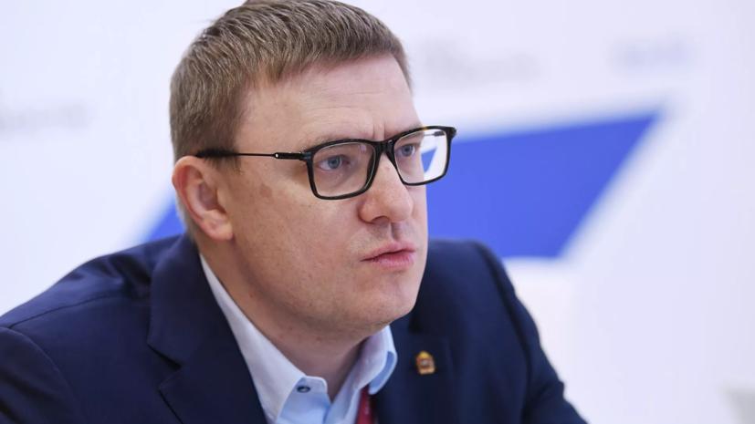 Губернатор Челябинской области высказался о природных пожарах в регионе