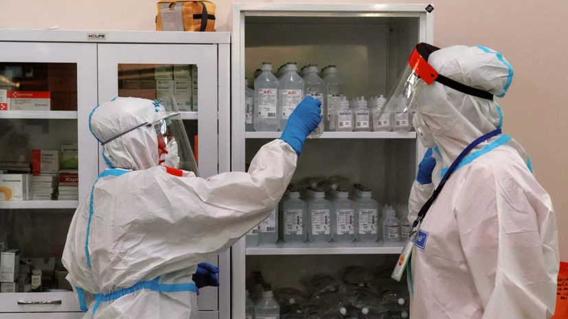 Кабмин выделил ещё более 2,4 млрд рублей на лекарства для больных с COVID-19