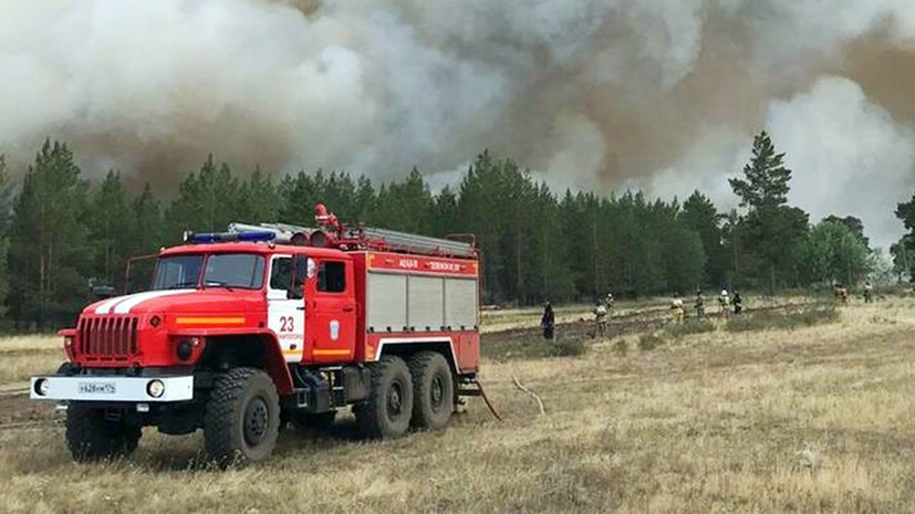 Восстановление жилья и отдых для детей: Путин дал ряд поручений в связи с пожарами в Челябинской области