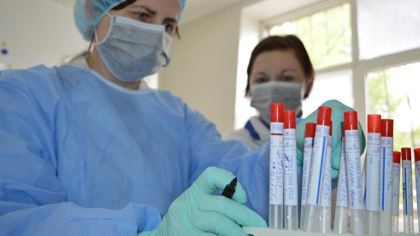 В Молдавии за сутки выявили 76 новых случаев коронавируса