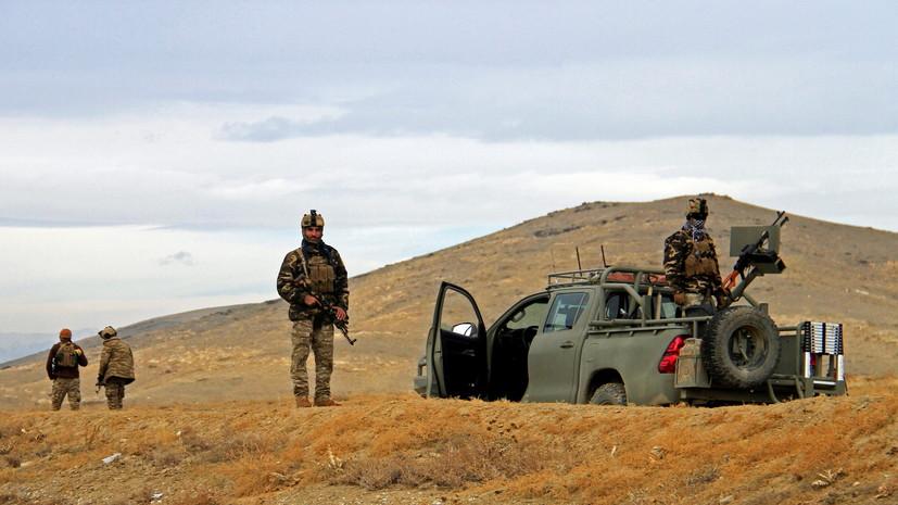 В Иране рассказали о ситуации на границе с Афганистаном
