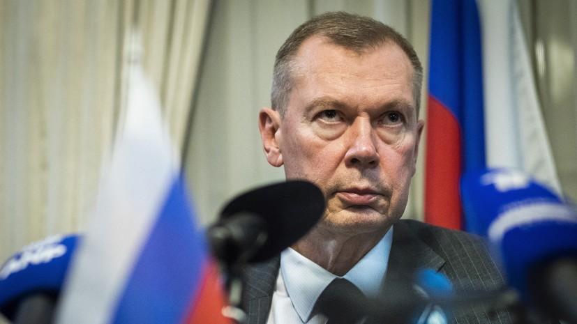 Шульгин прокомментировал нестыковки в версии ОЗХО об «отравлении» Навального