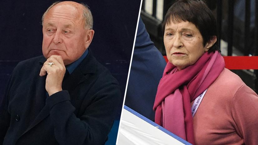 Легенды льда: Москвина и Мишин удостоены самой престижной награды ISU