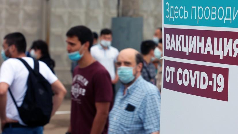Собянин заявил об интересе трудовых мигрантов к вакцинации от COVID-19