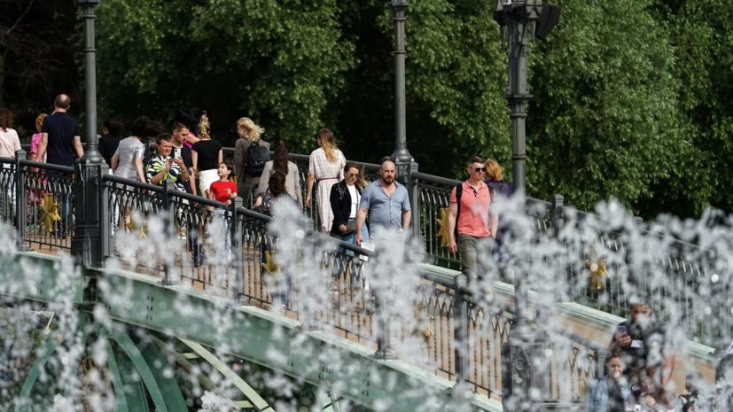 В Москве 11 июля ожидается аномальная жара