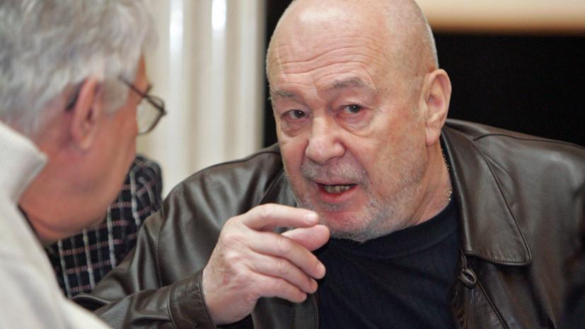 Умер российский художник Олег Целков