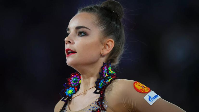 Дина Аверина одержала победу во всех упражнениях на этапе Кубка вызова в Москве