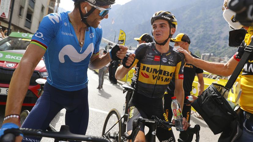 Кусс стал победителем 15-го этапа «Тур де Франс»