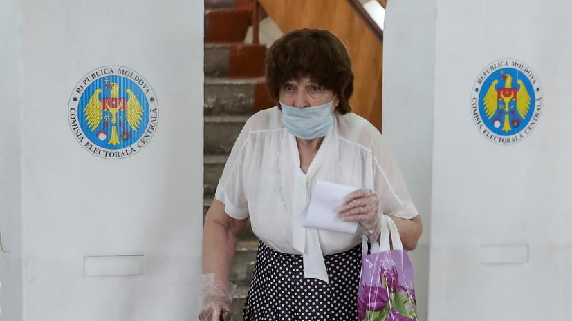 В Молдавии завершились парламентские выборы