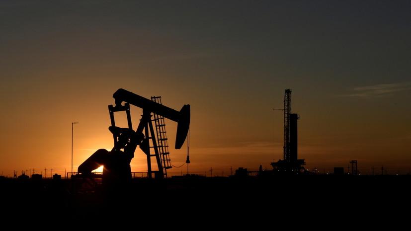 Мировые цены на нефть снижаются в ходе торгов 12 июля