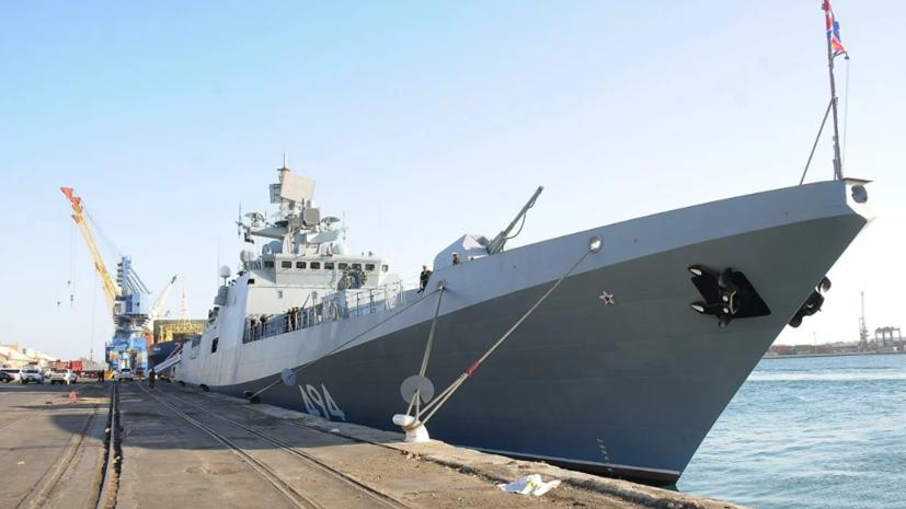 В Судане прокомментировали ситуацию с соглашением о базе ВМФ России
