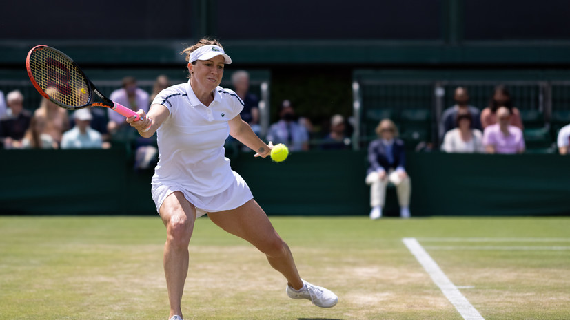 Павлюченкова поднялась на 18-е место рейтинга WTA