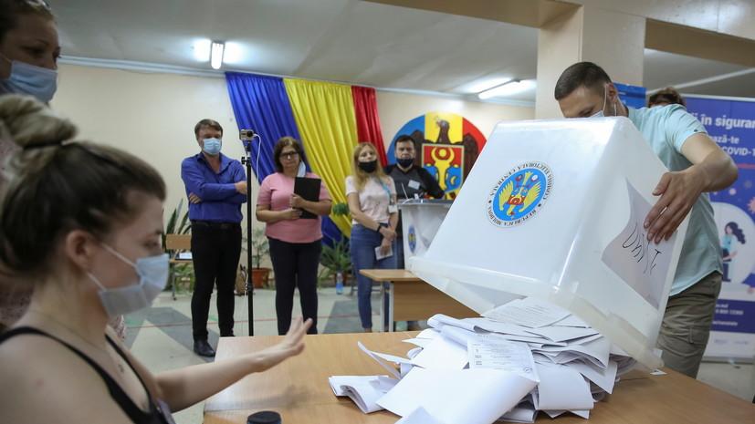 Наблюдатели от СНГ назвали открытыми и конкурентными выборы в Молдавии