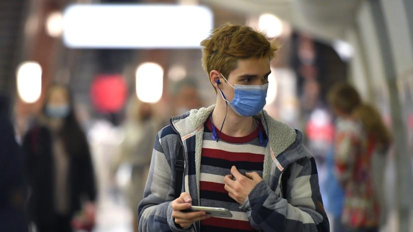 Более 448 тысяч случаев остаются активными: суточный прирост числа заболевших COVID-19 в России составил 25 140