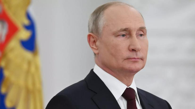 Путин рассказал о потерях Украины из-за разрыва экономических связей с Россией