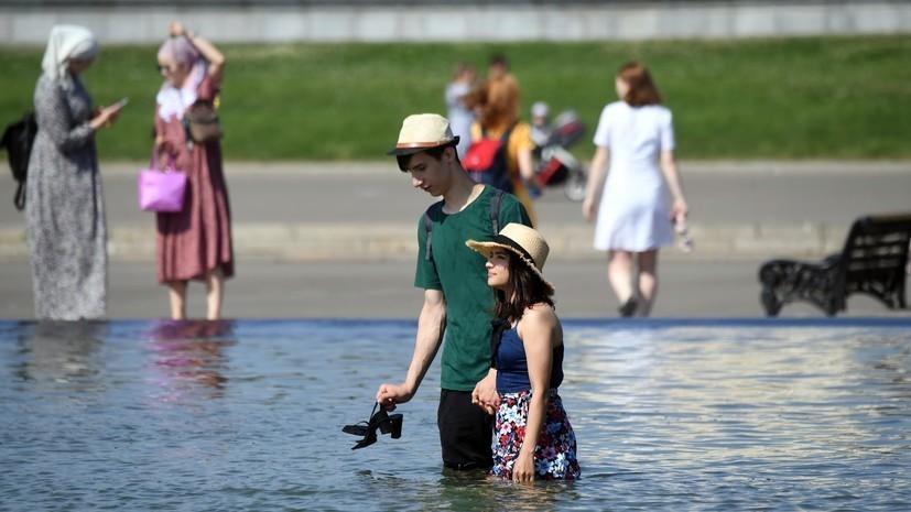 Синоптик рассказал о приходе последнего фронта экстремальной жары в Москву