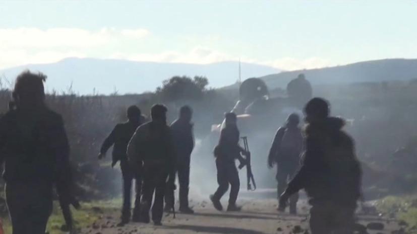 На подконтрольной западной коалиции территории Сирии активизировались радикалы