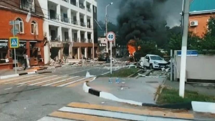 Прокуратура организовала проверку по факту взрыва газа в Геленджике