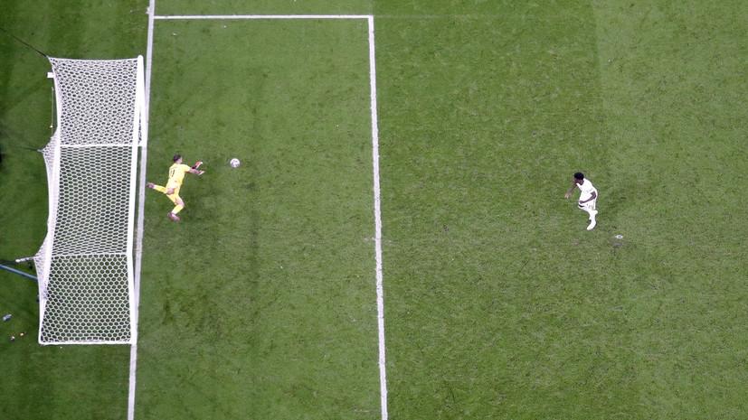 Доннарумма объяснил, почему не праздновал победу после серии пенальти в финале Евро-2020
