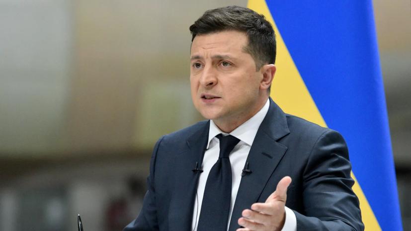 Зеленский пообещал защищать национальные сообщества на Украине