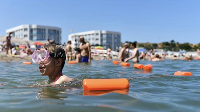 В России предложили ужесточить правила присутствия детей на водоёмах