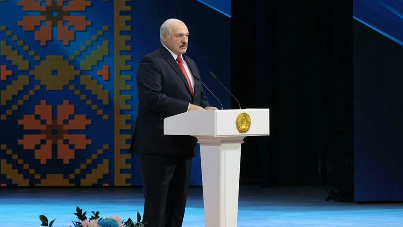 Лукашенко призвал «не париться» по поводу санкций