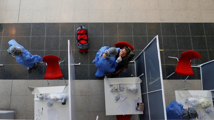 В Аргентине выявили более 20 тысяч случаев коронавируса за сутки