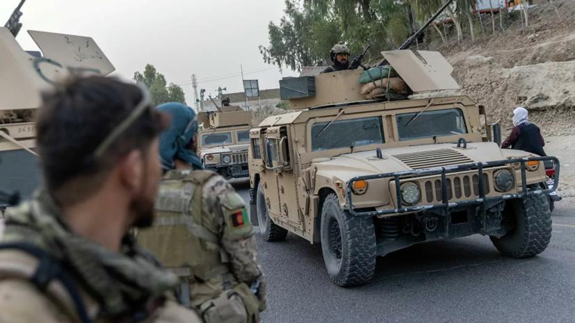 ШОС готова развивать сотрудничество с Афганистаном в борьбе с терроризмом