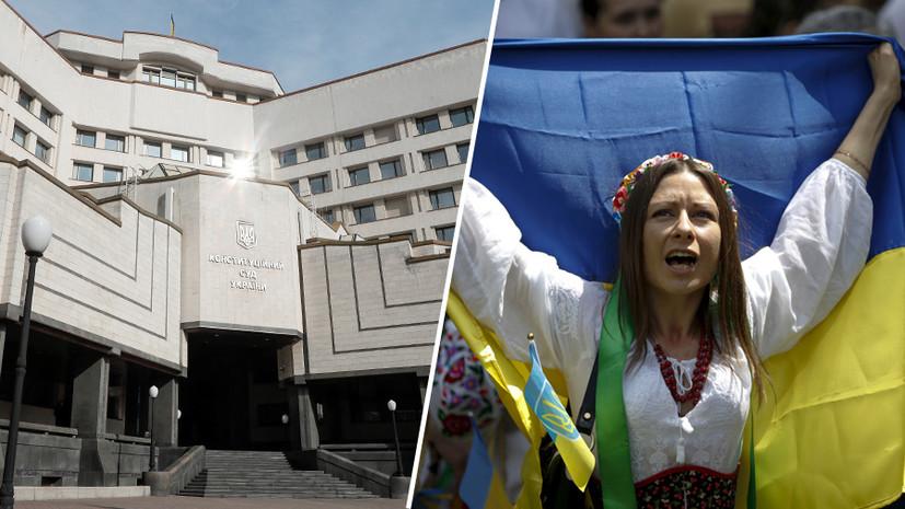 «Он не заставит изменить свои привычки»: как КС Украины одобрил закон о государственном языке