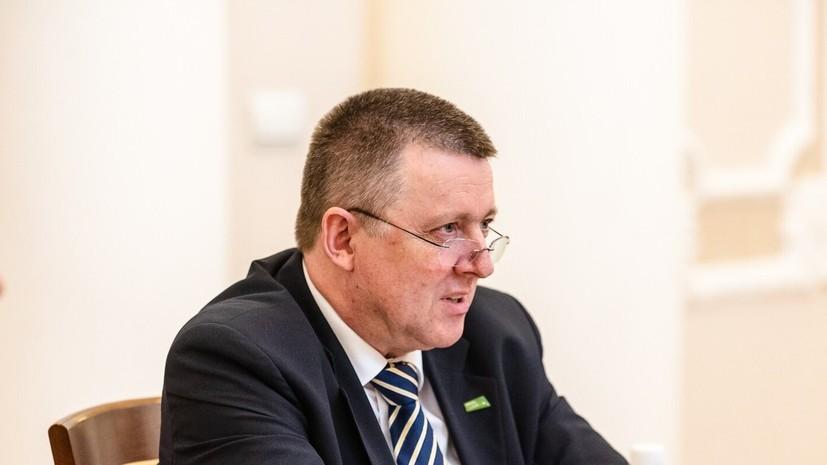 Посол Словении рассказал о самочувствии после вакцинации «Спутником V»