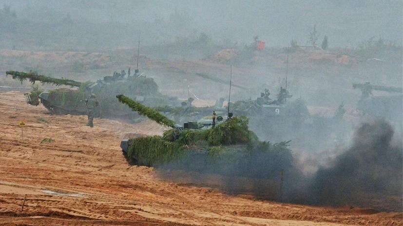 Расчёты «Торнадо-Г» подавили наступление войск условного противника в Подмосковье