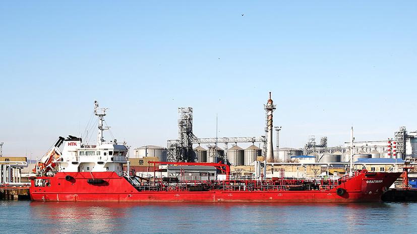 «Стоимостью более 2 млрд рублей»: ФТС выявила контрабанду 80 тысяч тонн нефти на Украину