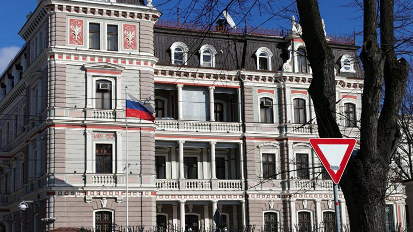 Посольство России в Литве отвергло заявления о причастности к наплыву мигрантов