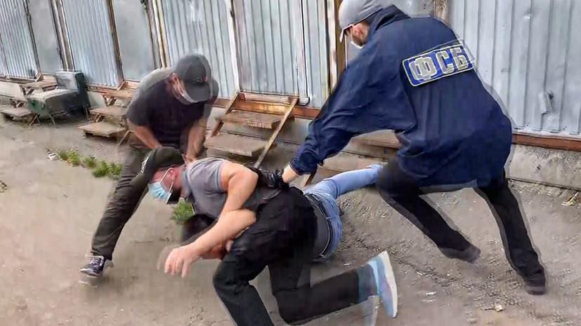 «Путём подрыва в местах массового скопления людей»: ФСБ предотвратила теракт в Москве
