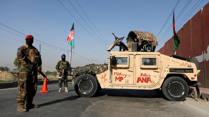 С начала года в Афганистане убили 35 работников гуманитарных организаций