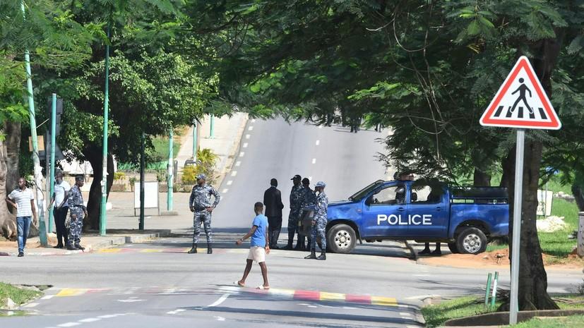 СМИ: в результате ДТП в Кот-д'Ивуаре погибли 23 человека