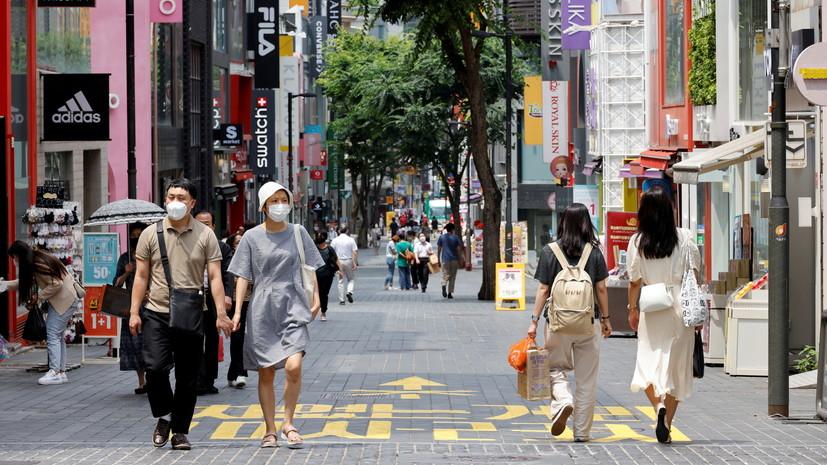 Южная Корея может ужесточить меры дистанцирования из-за ситуации с коронавирусом