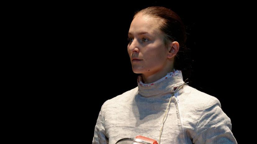 Олимпийская чемпионка Великая рассказывает, что удерживает ее в спорте