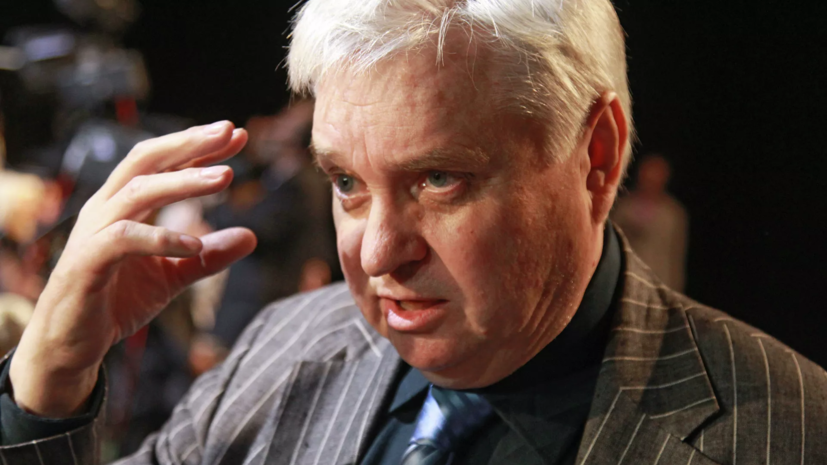 Прощание с режиссером Стефановичем проходит в Центральном Доме кинематографистов в Москве.