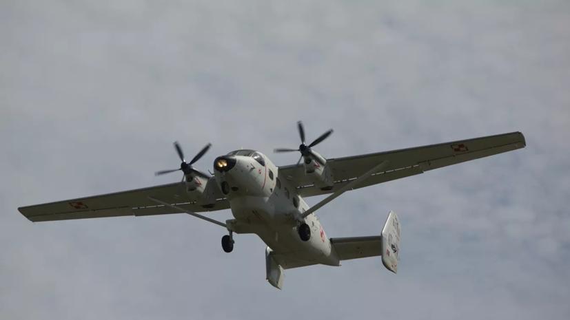ТАСС: самолёт Ан-28 пропал с радаров в Томской области