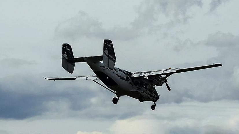 МЧС сообщило об обнаружении Ан-28 в Томской области
